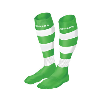 Burbage RFC Hooped Rugby Socks
