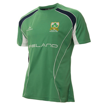 Olorun Grand Slam Champions 2018 Commemorative Ireland Rugby T Shirt