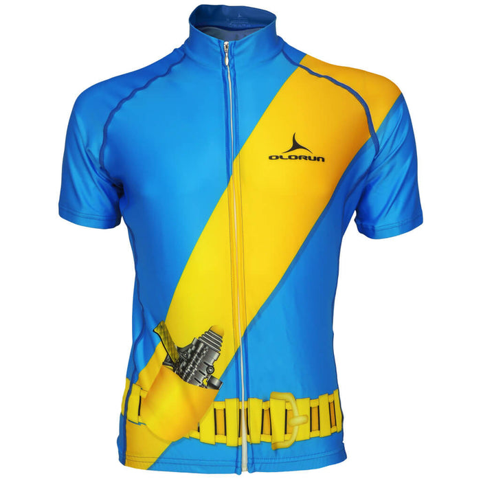 Olorun 'International Rescue' Novelty Cycling Jersey