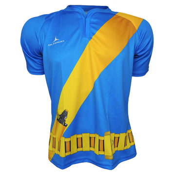 Olorun 'International Rescue' Novelty Rugby Shirt