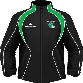 New Ash Green RFC Full Zip Training Jacket