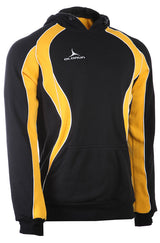 Olorun Iconic Adult's Hoodie Black/Amber/White
