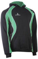 Olorun Iconic Adult's Hoodie Black/Emerald/White