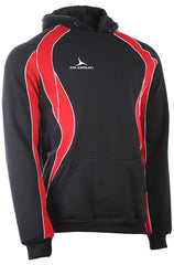Olorun Iconic Adult's Hoodie Black/Red/White
