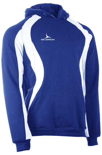 Olorun Iconic Adult's Hoodie Royal Blue/White