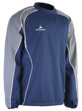 Olorun Kid's Iconic Training Top - Navy/Grey/White