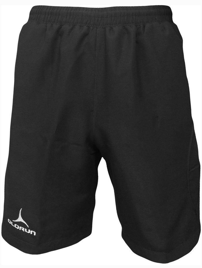 Olorun Kid's Iconic Training Shorts Black/Black