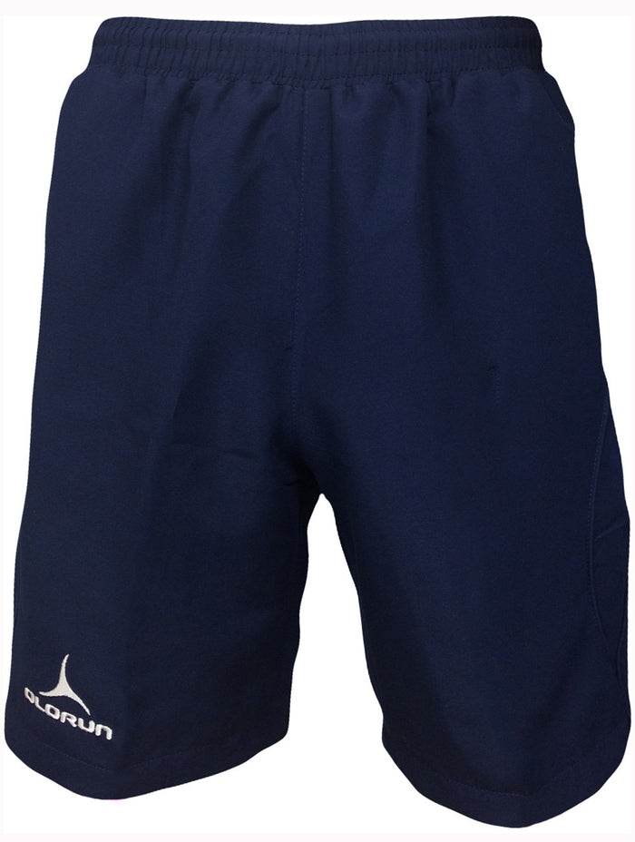 Olorun Kid's Iconic Training Shorts Navy/Navy