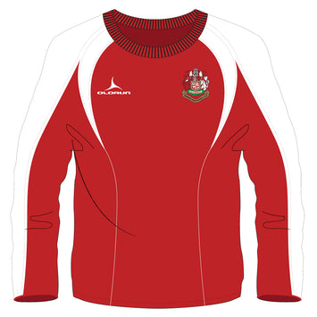Pembroke RFC Kid's Iconic Smock Training Top