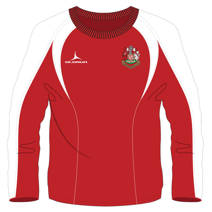 Pembroke RFC Adult's Iconic Smock Training Top
