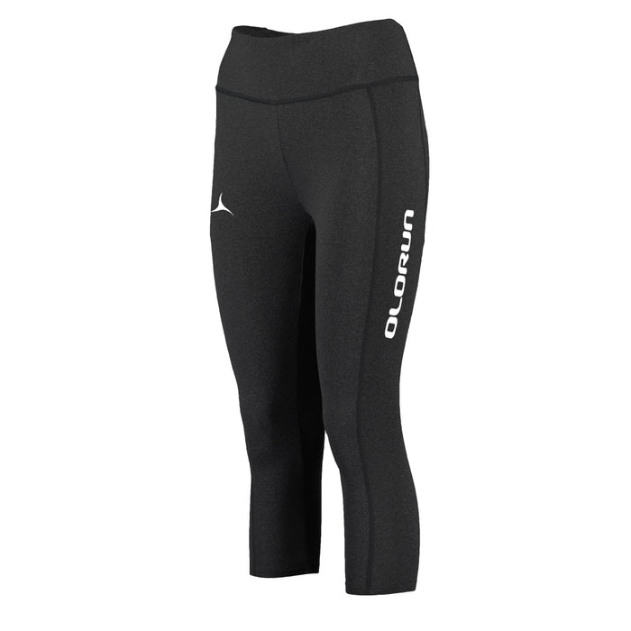 Olorun Activ 3/4 Leggings - Black