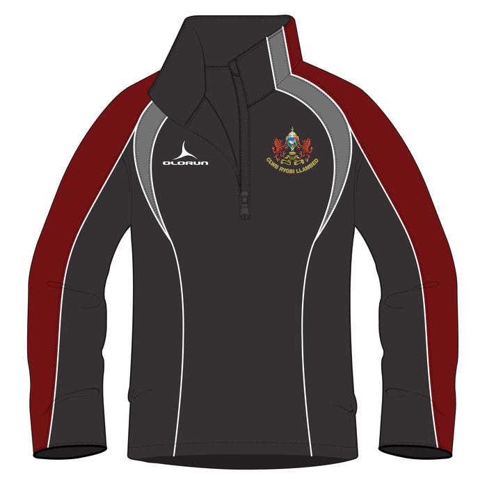 Lampeter RFC Adult's Iconic 1/4 Zip Jacket
