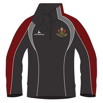 Lampeter RFC Kid's Iconic 1/4 Zip Jacket