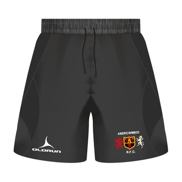 Abercwmboi RFC Kid's Iconic Training Shorts