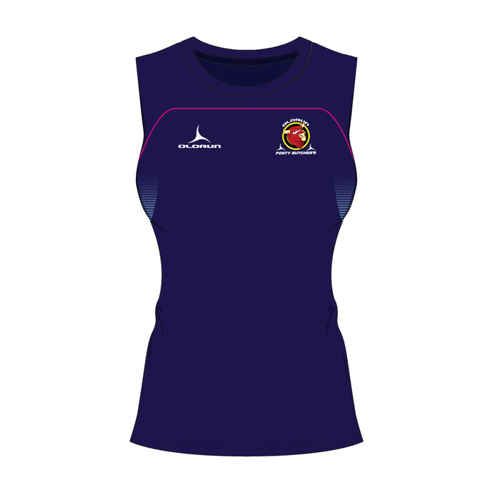 Ponty Butchers Women's Sublimated Vest
