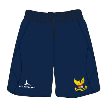 Treharris RFC Kid's Iconic Training Shorts