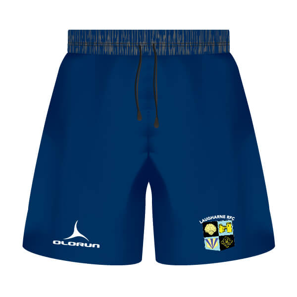 Laugharne RFC Kid's Iconic Training Shorts