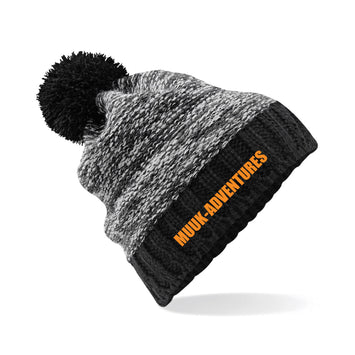 MUUK-Adventures Bobble Hat