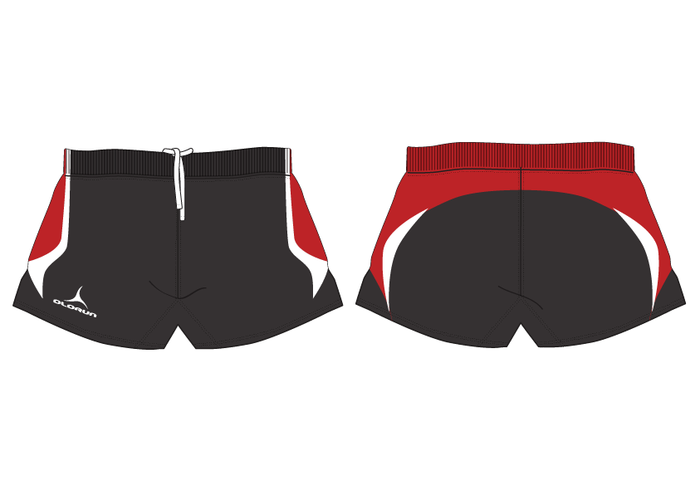 Olorun Aura Rugby Playing Shorts
