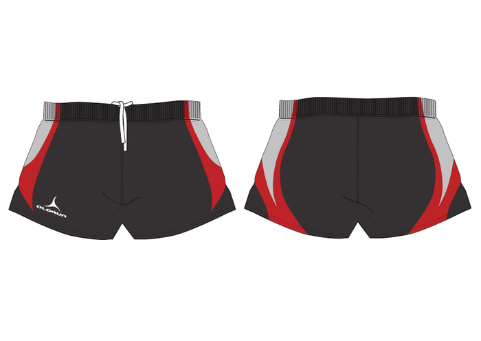 Olorun Flux Rugby Playing Shorts