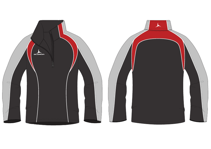 Olorun Iconic Quarter Zip Training Jacket