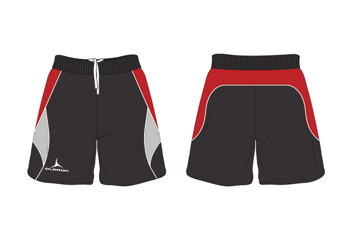Olorun Iconic Training Shorts