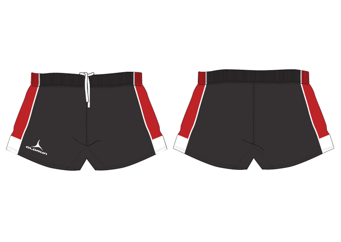 Olorun Kinetic Rugby Playing Shorts