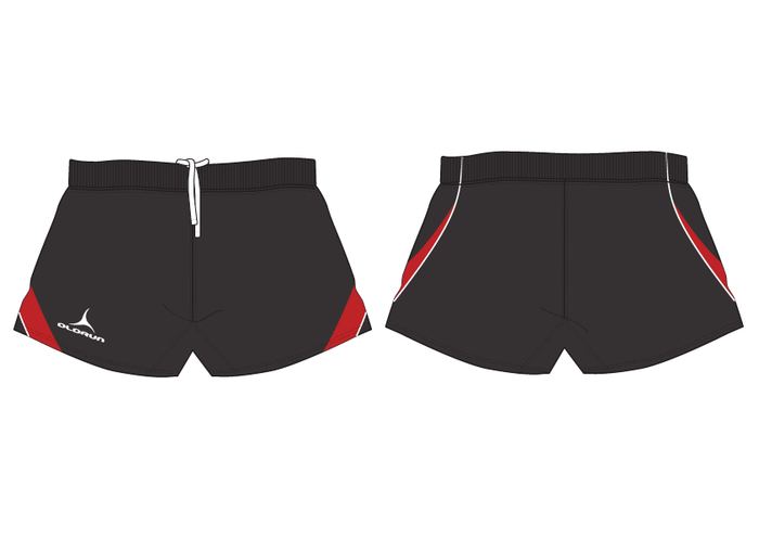 Olorun Pulse Rugby Shorts
