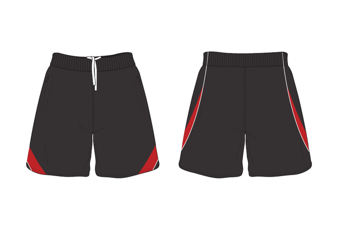 Olorun Pulse Training Shorts (Pockets)