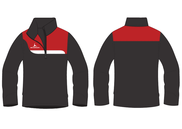 Olorun Tempo Training Jacket Half Zip
