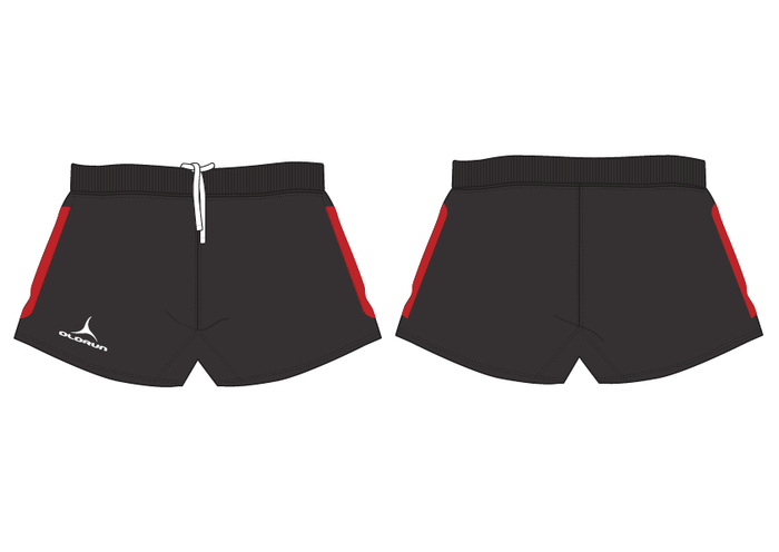 Olorun Tempo Rugby Shorts