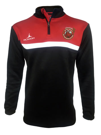 Olorun 'Wales 2 Win' Kid's Tempo Midlayer