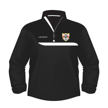 St Davids RFC Kid's Tempo 1/4 Zip Midlayer