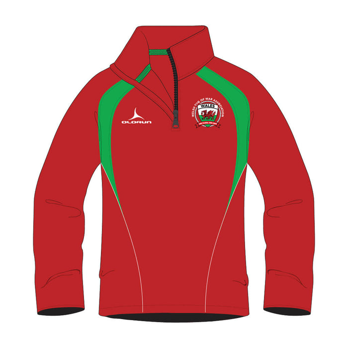 Wales Tug of War Association Pulse Midlayer