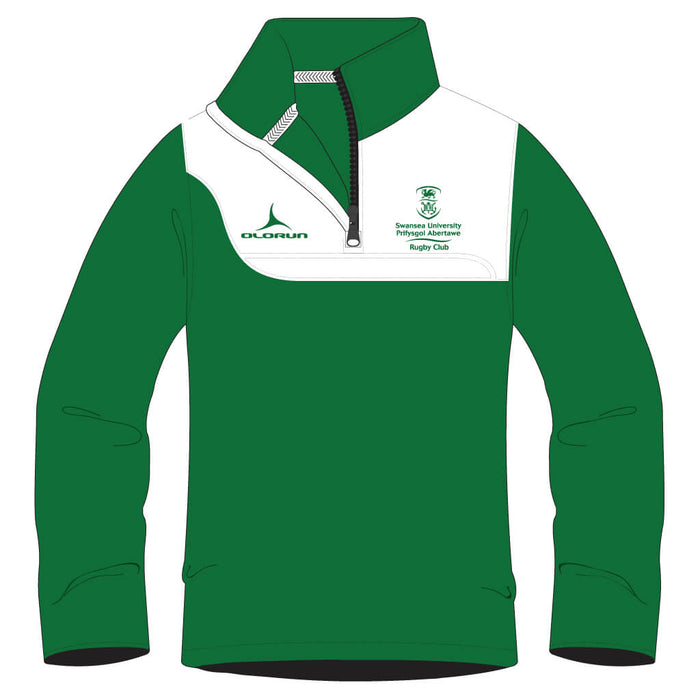 Swansea University Tempo 1/4 Zip Midlayer