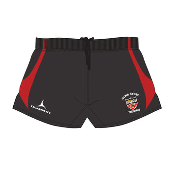 Morriston RFC Kid's Rugby Playing Shorts