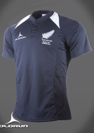 Olorun World Cup Winners Commemorative New Zealand Rugby Shirt