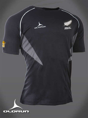 Olorun World Cup Winners Commemorative New Zealand Rugby T Shirt