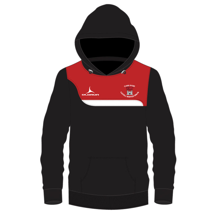 Newcastle Emlyn RFC Adult's Tempo Hoodie