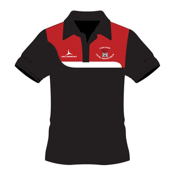 Newcastle Emlyn RFC Adult's Tempo Polo Shirt