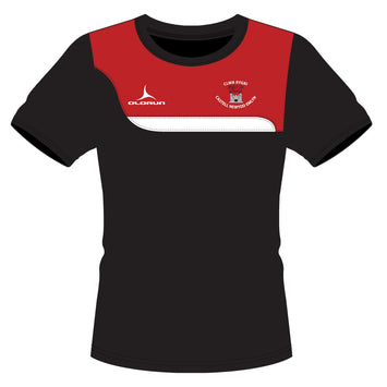 Newcastle Emlyn RFC Adult's Tempo Short Sleeve T-Shirt