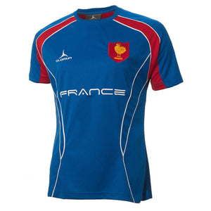 Olorun France Rugby T Shirt (Fast Delivery)