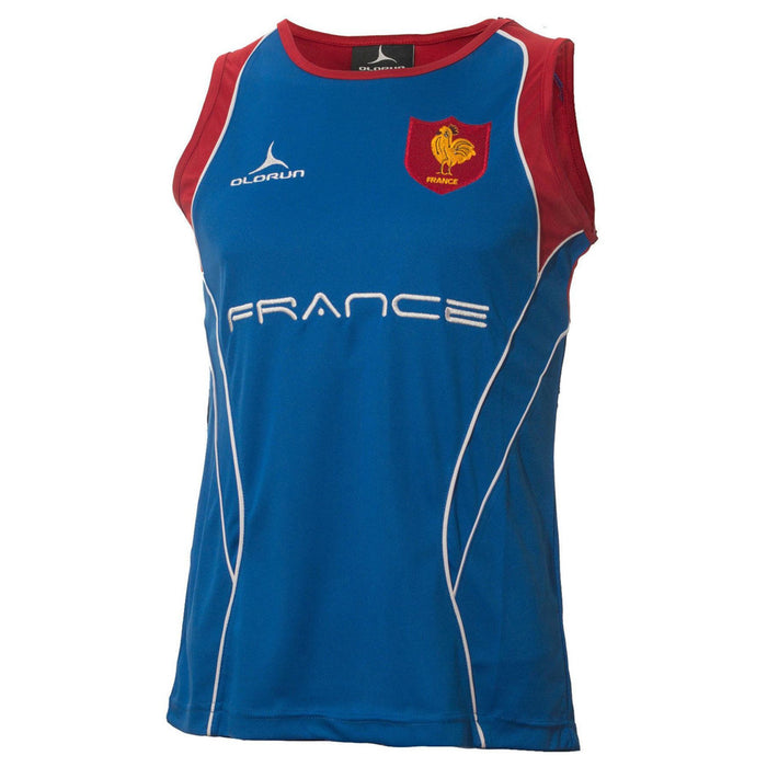 Olorun France Rugby Vest (Fast Delivery)