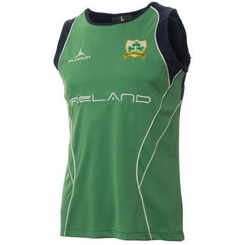 Olorun Ireland Rugby Vest (Fast Delivery)