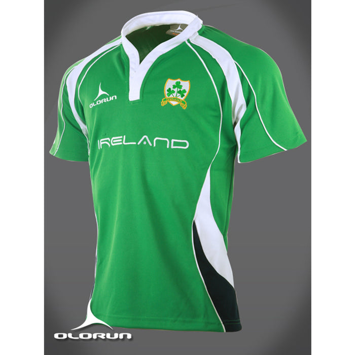 Olorun Ireland Rugby Shirt (Fast Delivery)