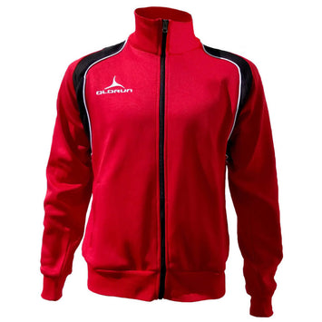 Olorun Retro Jacket - Red/Black