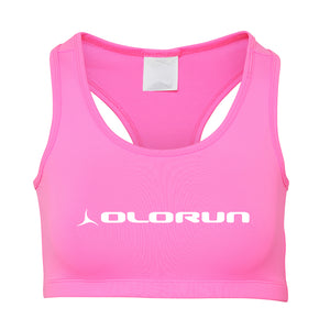 Olorun Activ Sports Bra - Electric Pink