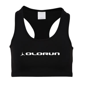 Olorun Activ Sports Bra - Jet Black
