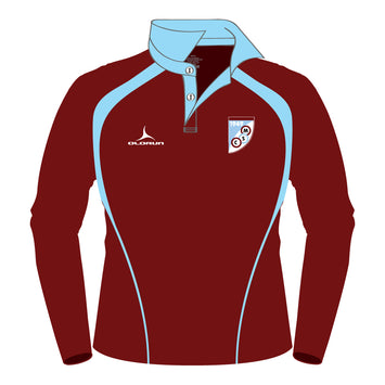 Mersham Sports Club Adult's Pulse Long Sleeve Rugby Shirt