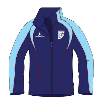 Mersham Sports Club Adult's Iconic Full Zip Jacket